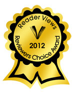 Graphic of award for Reader Views Literary Awards 2012