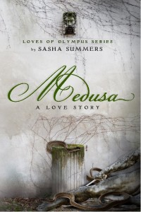 Medusa – A Love Story Book Birthday!