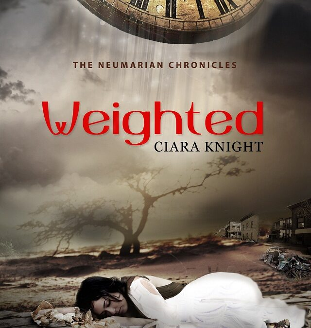 Cover Reveal – WEIGHTED by Ciara Knight