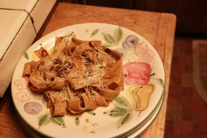 photo of pasta dish