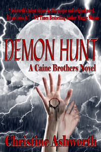DEMON HUNT Release Day!