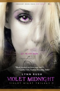 cover of Violet Midnight