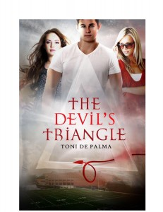 COVER REVEAL – The Devil's Triangle by Toni De Palma