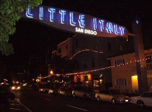My Retreat, Part 2: San Diego's Little Italy