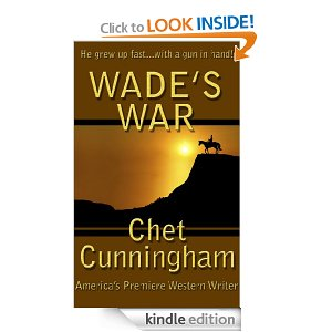 Writer Wednesday – Chet Cunningham