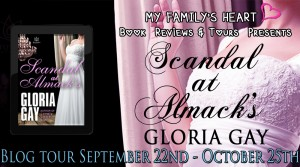 Writer Wednesday – Scandal At Almack's