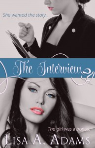 "Writer Wednesday – Review, ""The Interview"" by Lisa A. Adams"