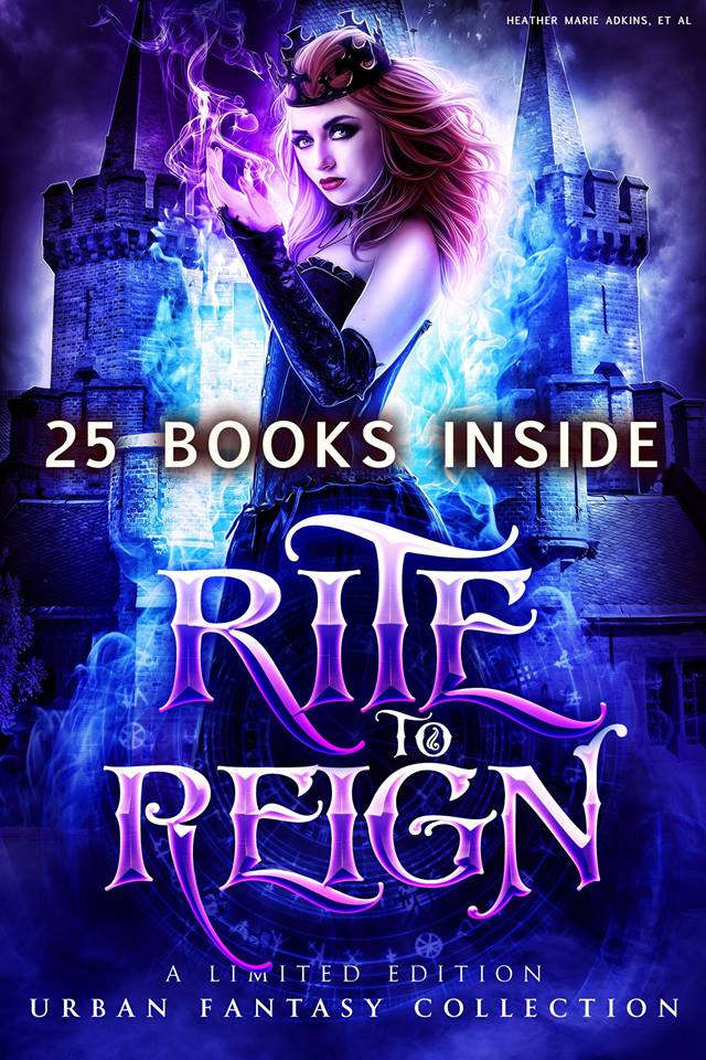 Rite to Reign Scavenger Hunt!