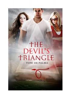 COVER REVEAL – The Devil's Triangle by Toni De Palma