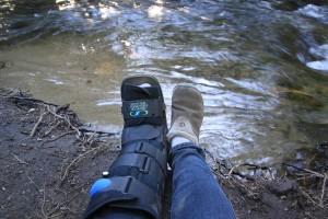 Of Theater Widows and Broken Legs