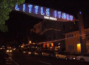 My Retreat, Part 2: San Diego's Little Italy