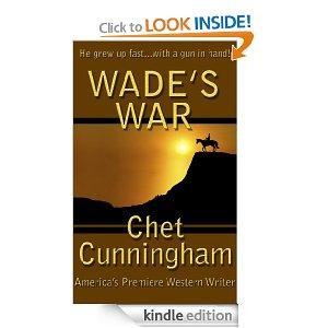 Writer Wednesday – Chet Cunningham
