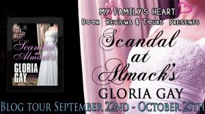 Writer Wednesday – Scandal At Almack's